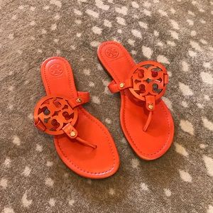Tory Burch Miller Sandals NWOT